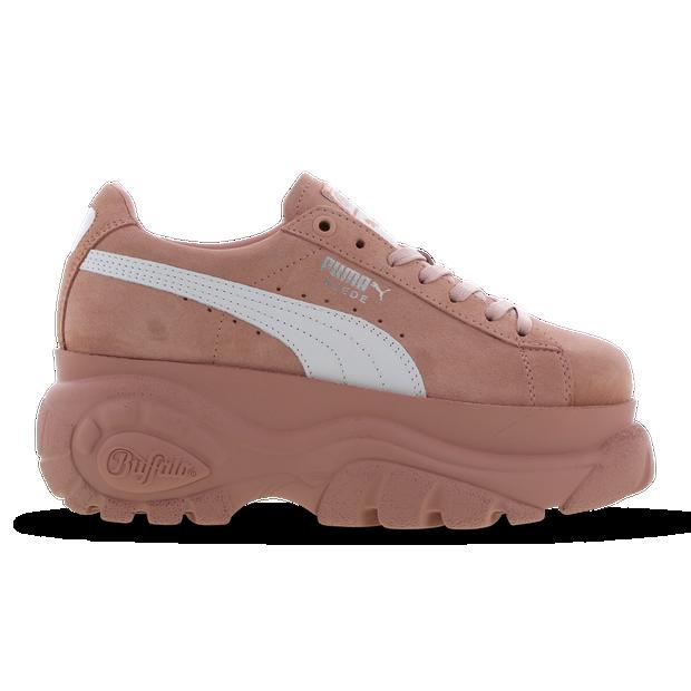 puma -  Suede Classic X Buffalo - Damen Schuhe