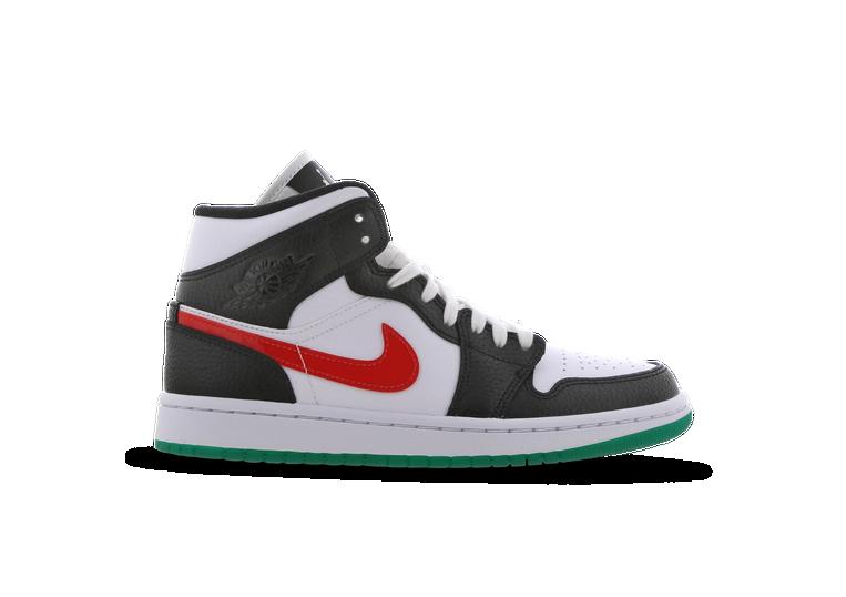 Jordan 1 Mid - Women Shoes
