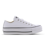 Converse Chuck Taylor All Star Platform Low Leather - Women Shoes
