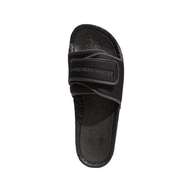 adidas -  Chancletas Hu Bf - Damen Flip-Flops and Sandals