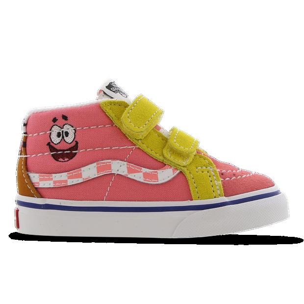 Vans Sk8 Hi Spongebob Baby Schuhe