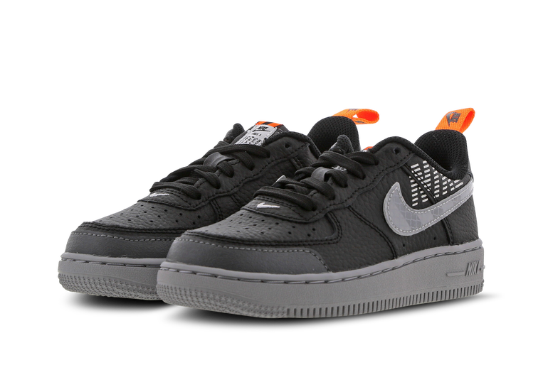 Nike Air Force 1 Under Construction - Pre School Shoes