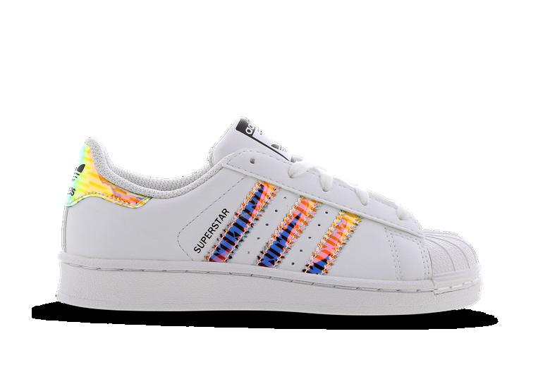adidas iridescent