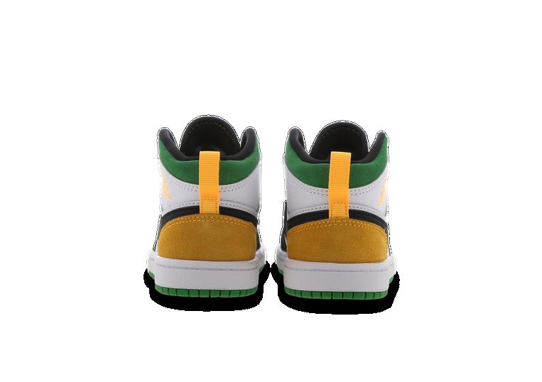 Jordan 1 Mid - Jusqua'a 4 ans Chaussures