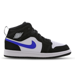 Jordan 1 Mid - Pre School Shoes