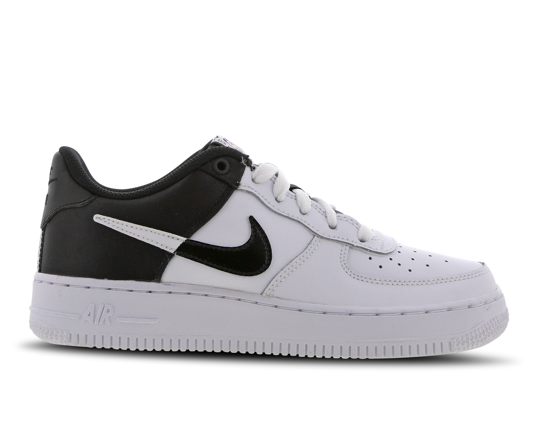 air force 1 nba black and white