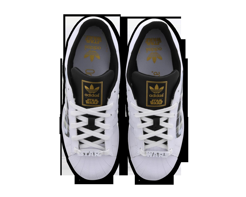 adidas superstar star wars collection