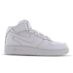 Nike Air Force 1 Mid - Grade School Shoes