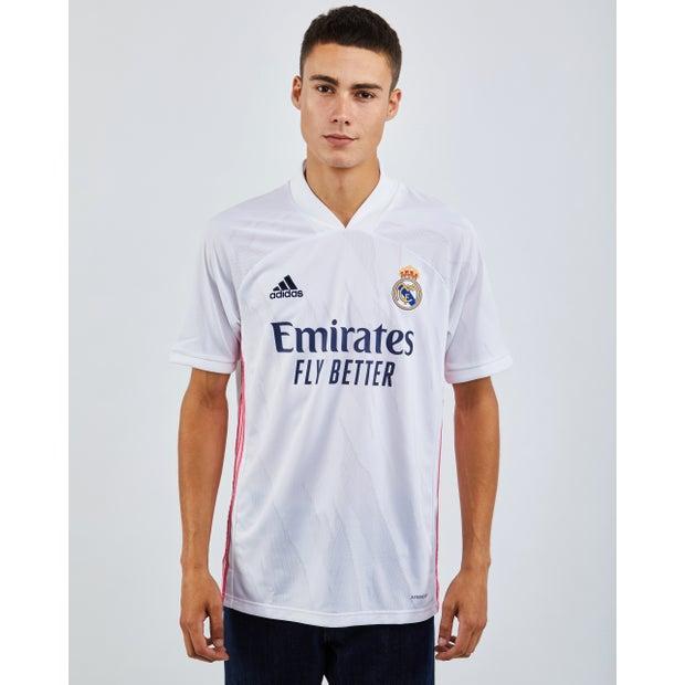 adidas Performance Real Madrid Home Jersey Herren T Shirts