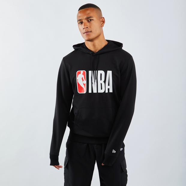 New Era NBA OTC Logo Herren Hoodies