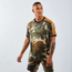 adidas All Over Print Camo 3 Stripe - Men T-Shirts