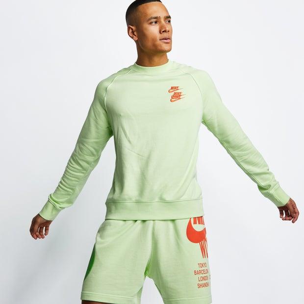 Nike World Tour - Heren Sweatshirts