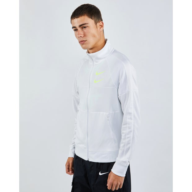 nike Swoosh Poly Knit - Heren Track Tops