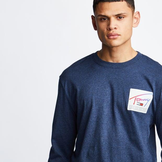 Tommy Jeans Longsleeve Herren T Shirts