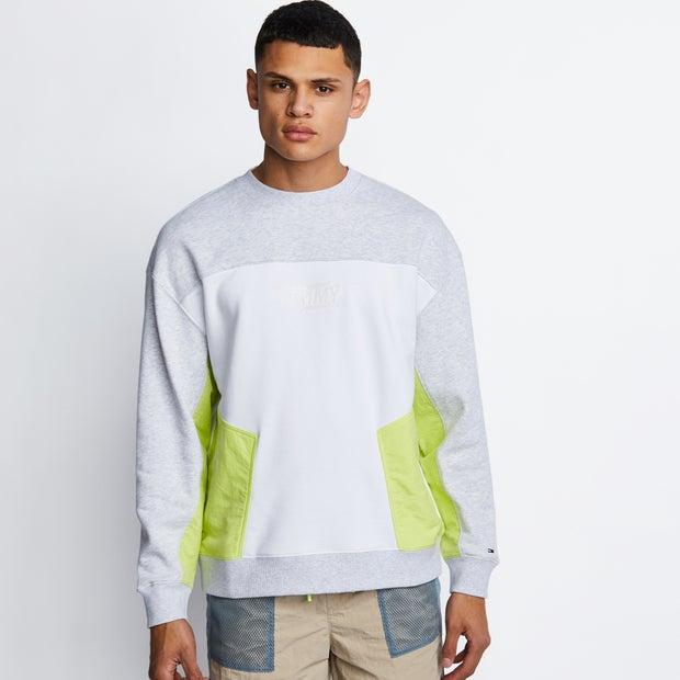 Tommy Jeans Crew Neck Herren Sweatshirts
