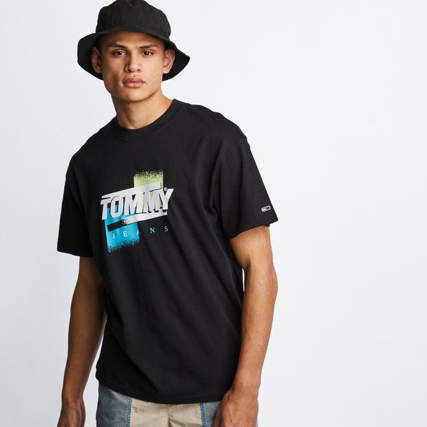Tommy Jeans Shortsleeve Herren T Shirts