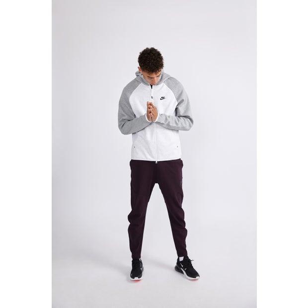 nike -  Tech Fleece Color Block Full Zip - Herren Hoodies
