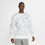 Jordan Jumpman Air All Over Print Camo Fleece Crew - Men Sweatshirts