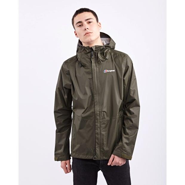 berghaus deluge vented - herren jackets