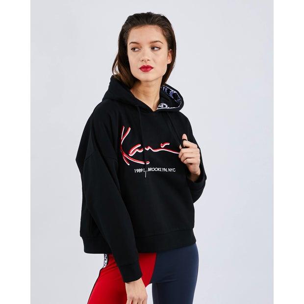 Karl Kani Signature Tape - Damen Hoodies   Bekleidung > Sweatshirts & -jacken > Hoodies   Karl Kani