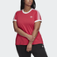 adidas 3 Stripes - Women T-Shirts