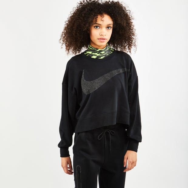 Nike Dy Get Fit Crew Damen Sweatshirts