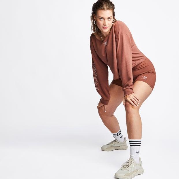 adidas -  Shorts - Step Into You - Damen Shorts
