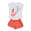 Nike Tee And Short Set - Pre School Tracksuits