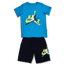 Jordan Tee And Short Set - Pre School Tracksuits