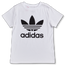 adidas Trefoil Tee - Primaire-College T-Shirts