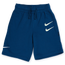 Nike Swoosh Ft Short - Grade School Shorts