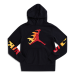 Jordan Jumpman Flame - Grade School Hoodies