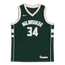 Nike Nba Icon Swingman Milwaukee Bucksantetokounmpo Giannis - basisschool Jerseys/Replicas