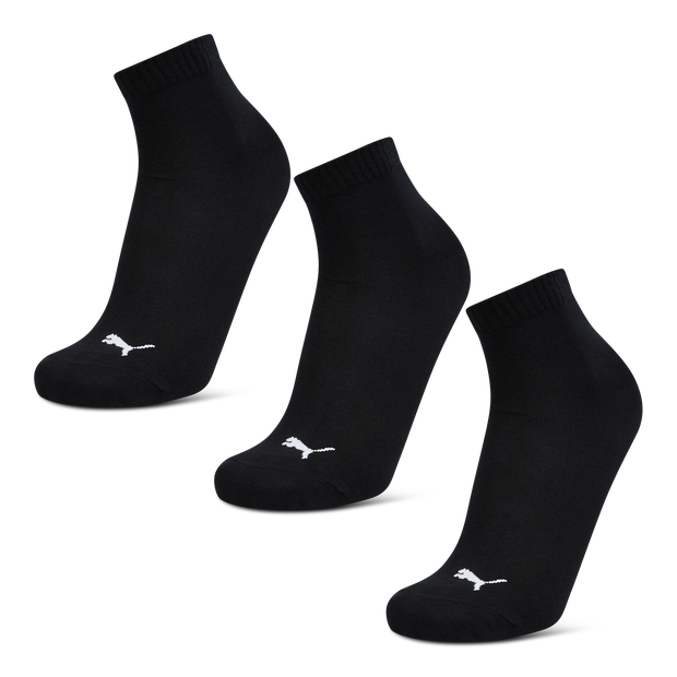 Puma Quarter Palin 3Pack - Unisex Socks