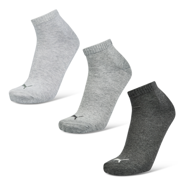 Puma Quarter Plain 3Pack Mix 43-46 - Unisex Socks