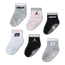 Jordan Kids Legacy 6Pack Ankle - Unisex Socks