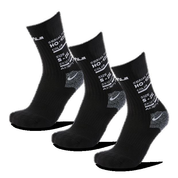 Nike Lebron James Elite Crew - Unisex Socks