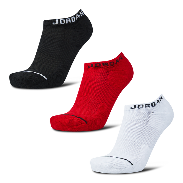 Jordan Jumpman 3 Pack Low Cut - Unisex Socks