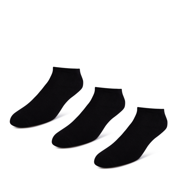 Foot Locker 3 Pack Active Dry No-show - Unisex Socks