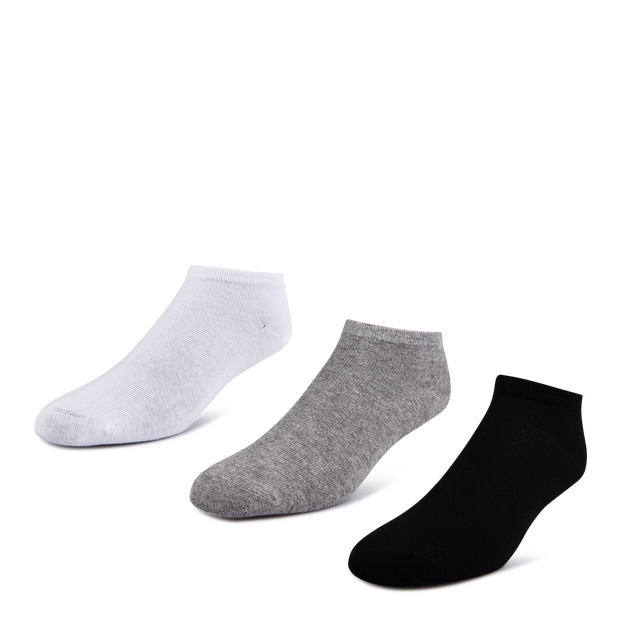 Foot Locker 3 Pack Active Dry Low-cut - Unisex Socks
