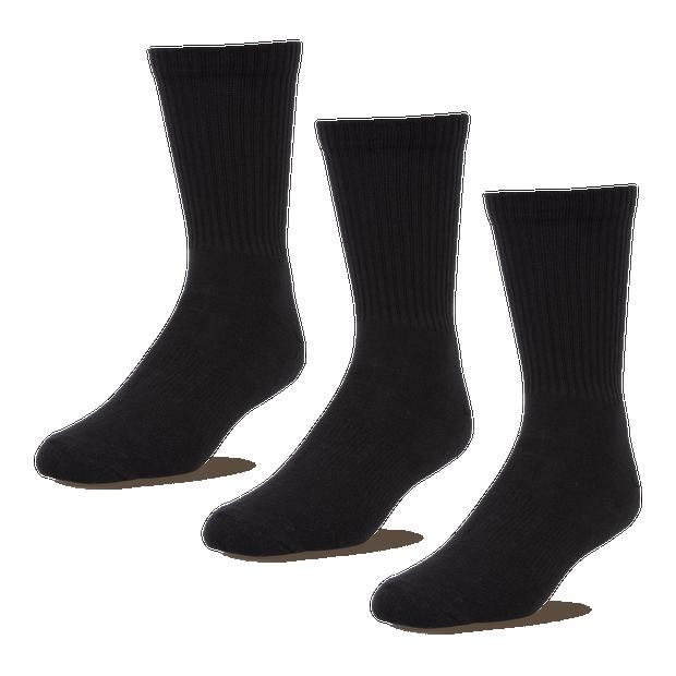 Foot Locker 3 Pack Active Dry Crew Unisex Socken