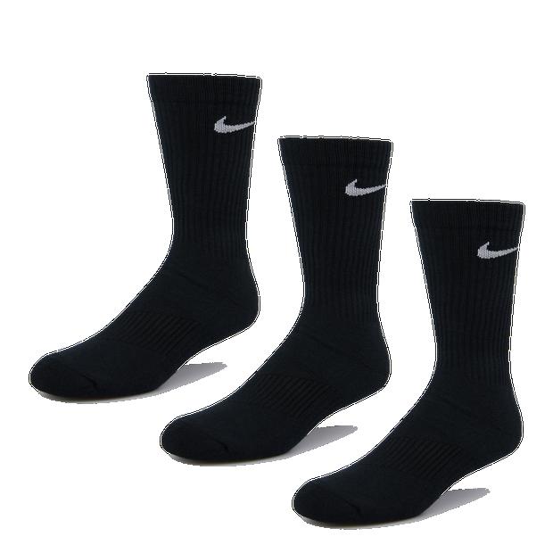 Nike 3 Pack Crew Sock L - Unisex Socks