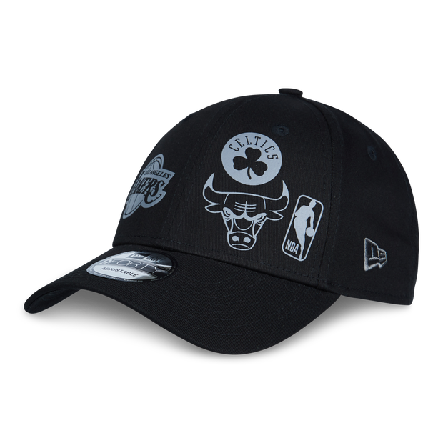 new era -  NBA Badge 9Forty - Unisex Kappen