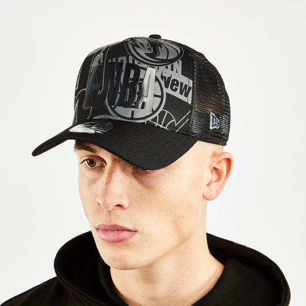 New Era Nba Trucker - Unisex Caps