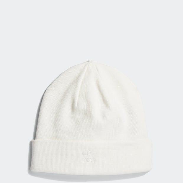 adidas x Ivy Park Cut Off Logo Beanie - Unisex Knitted Hats & Beanies