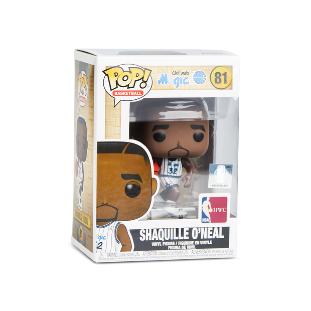 Funko Pop Shaquille O'Neil - Unisex Sport Accessories