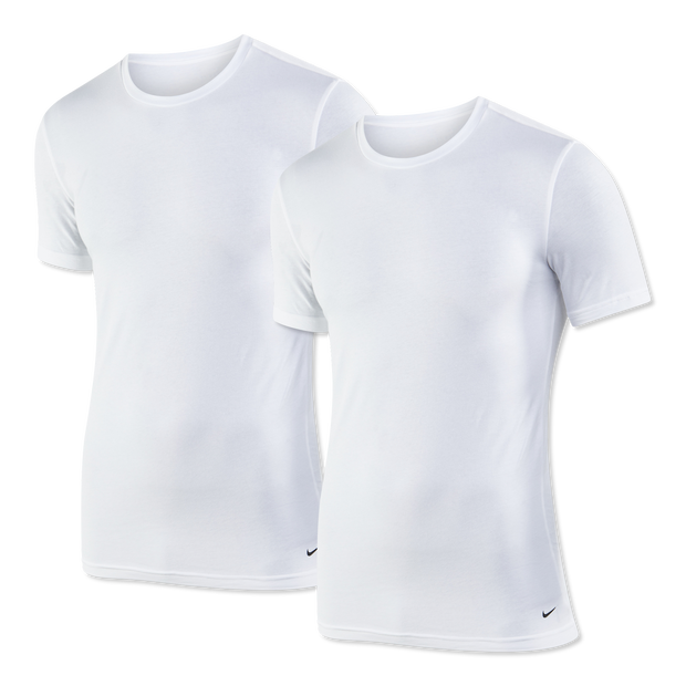 Nike Basic Crew 2Pack - Unisex Underwear