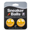 Sneaker Balls Happy Face - Unisex Sport Accessories