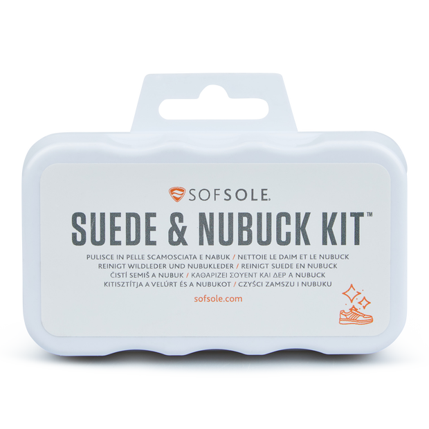 Forcefield Suede And Nubuck Kit A - Unisex ShoeCare