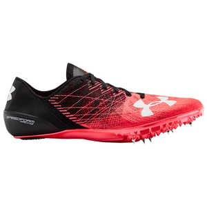 Significativo Marquesina cuota de matrícula  Under Armour Speedform Sprint Pro 2 - Men's - Track & Field - Shoes - Beta  Red/Black/White